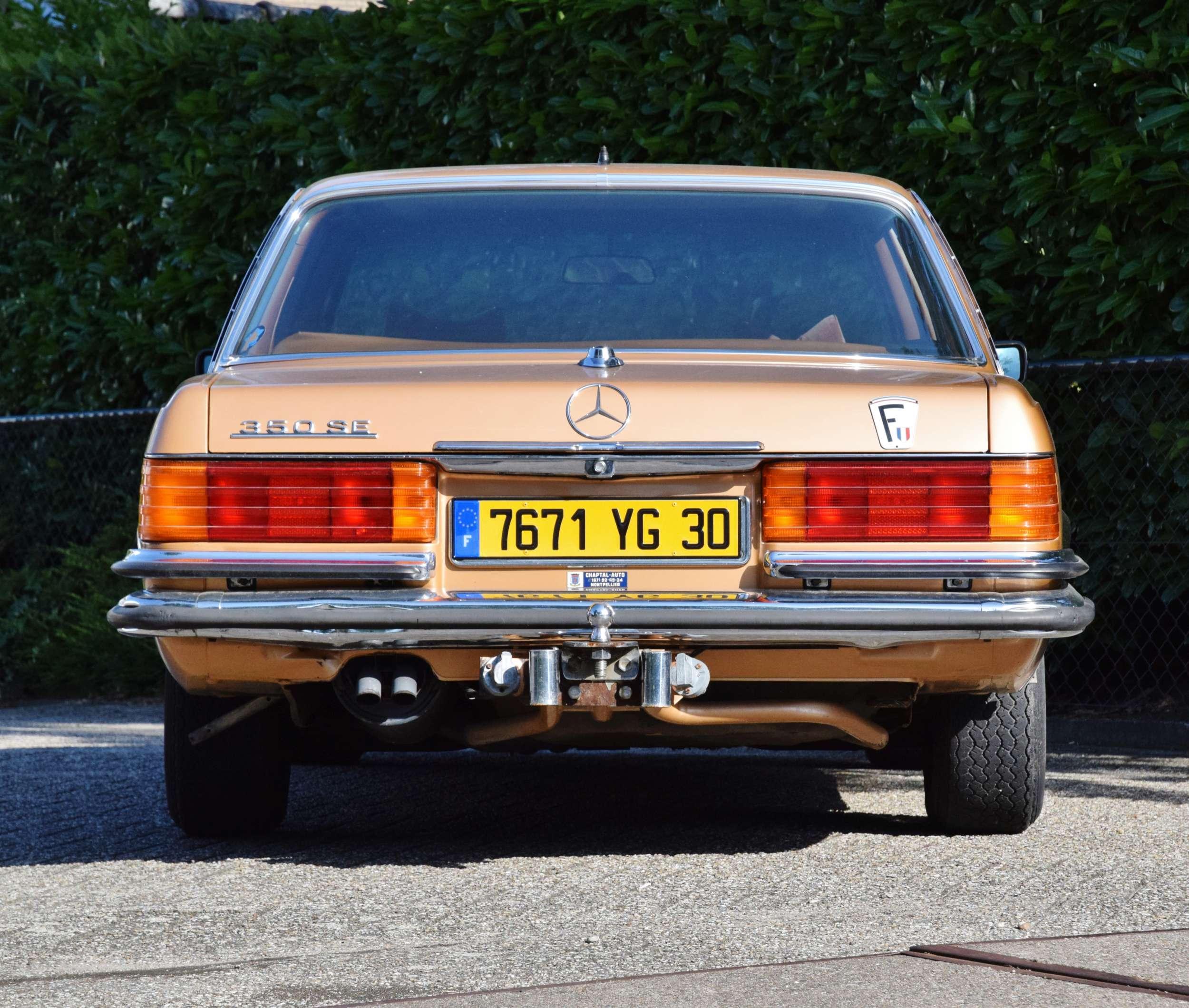 Mercedes 350 SE 1