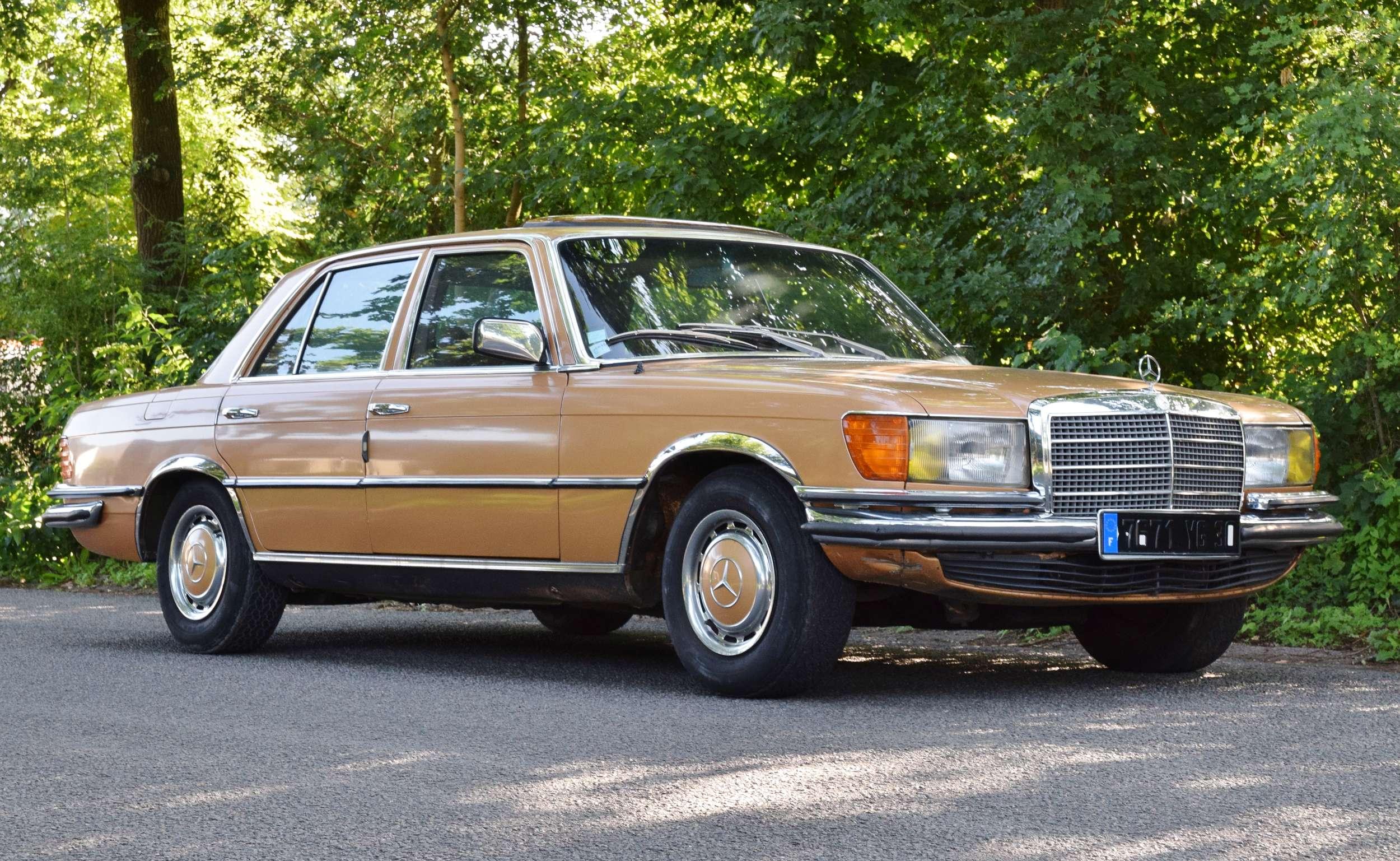 Mercedes 350 SE 43