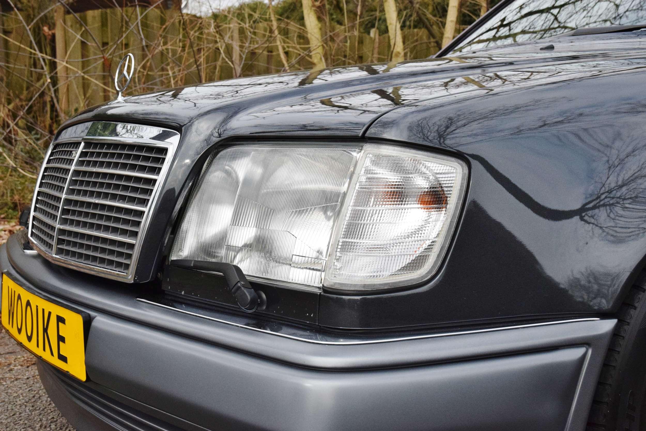 Mercedes E500 62